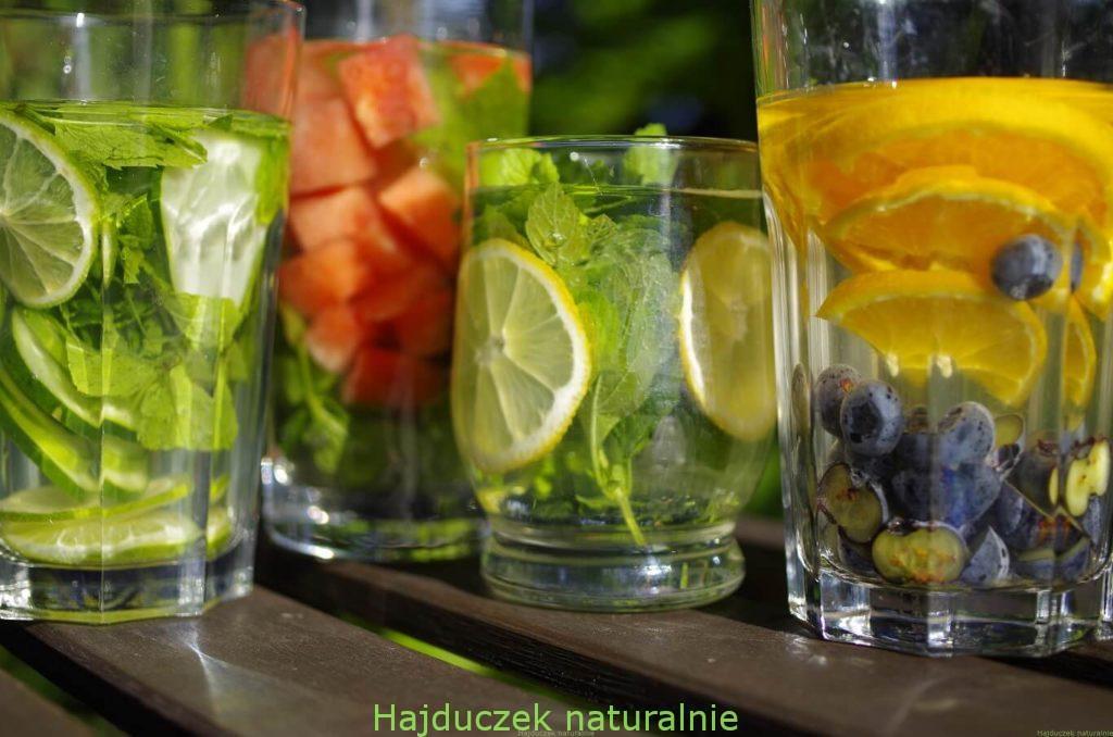 wody smakowe