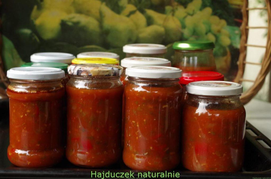 urodzaj pomidorów