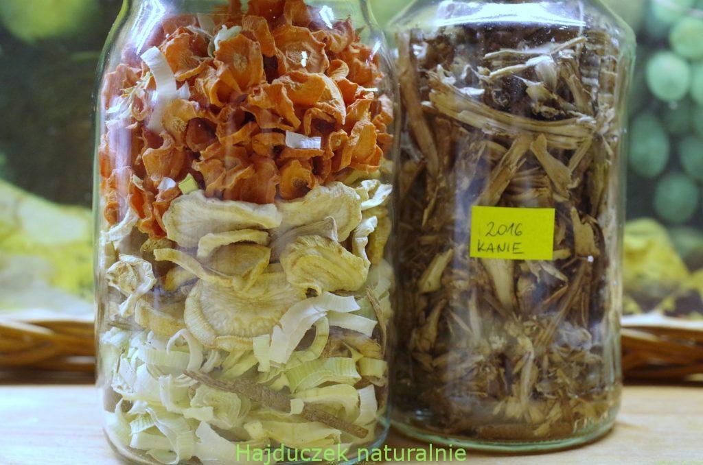 przyprawa bulionowa z grzybami