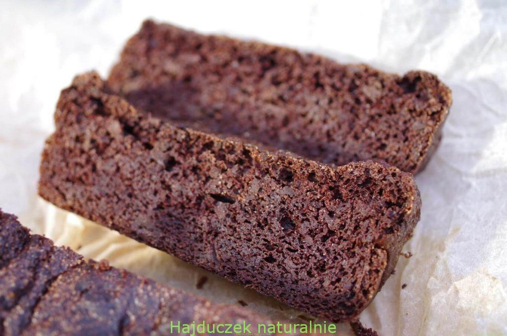 ciasto z czerwonej fasoli