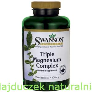 20 popularnych suplementów magnezu