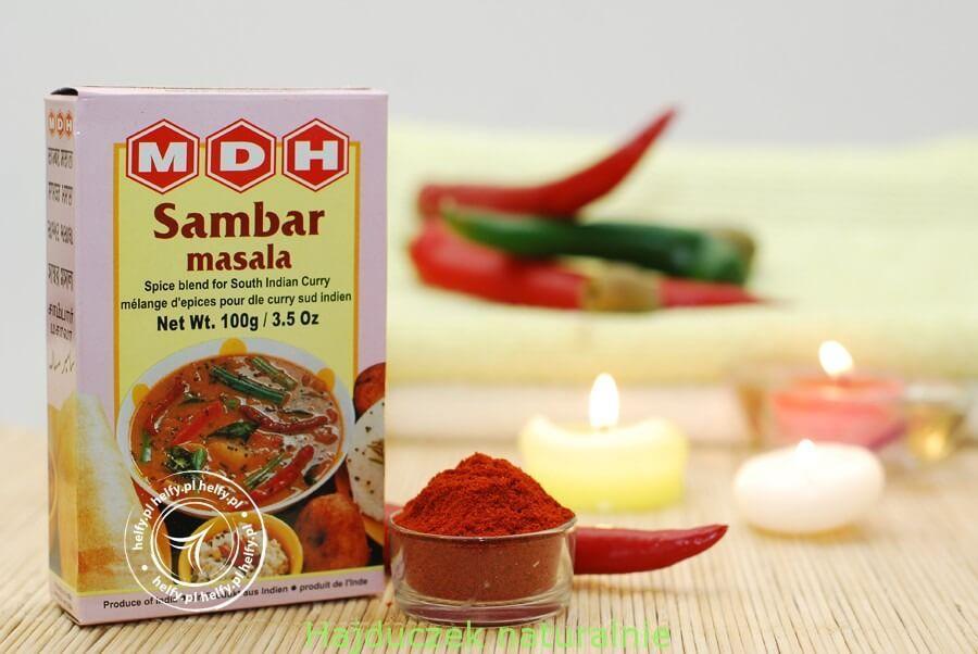 sambar indyjski