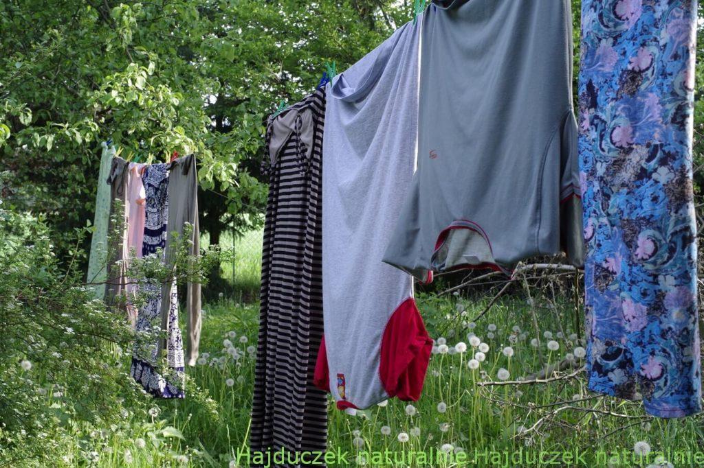 płyn do prania