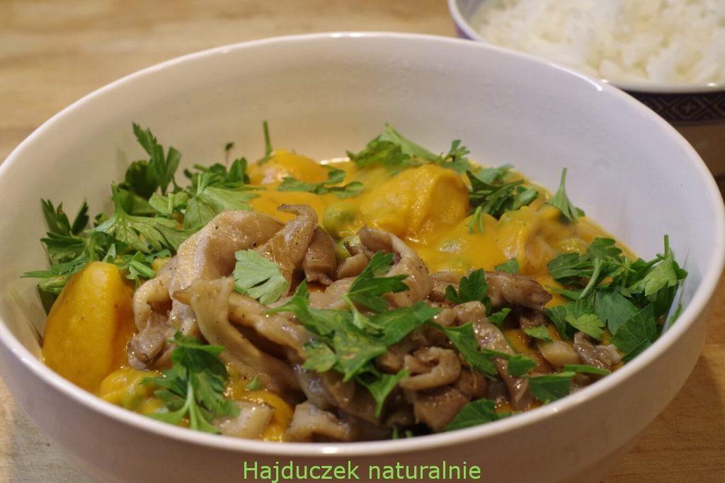 tajskie dyniowe curry
