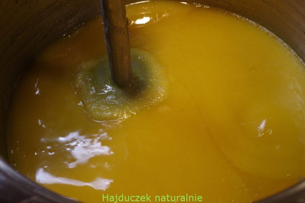 potasowe mydło lniane bez przetłuszczenia
