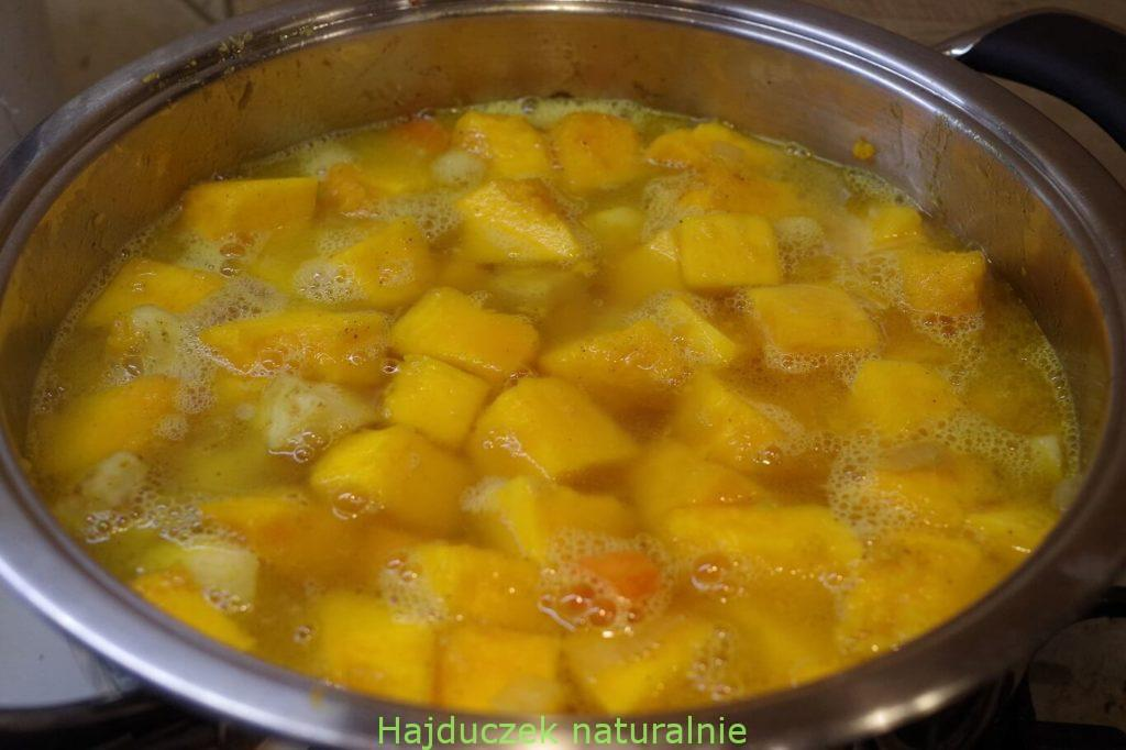 bawarska zupa dyniowa