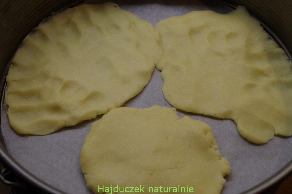 mazurek z ajerkoniakiem