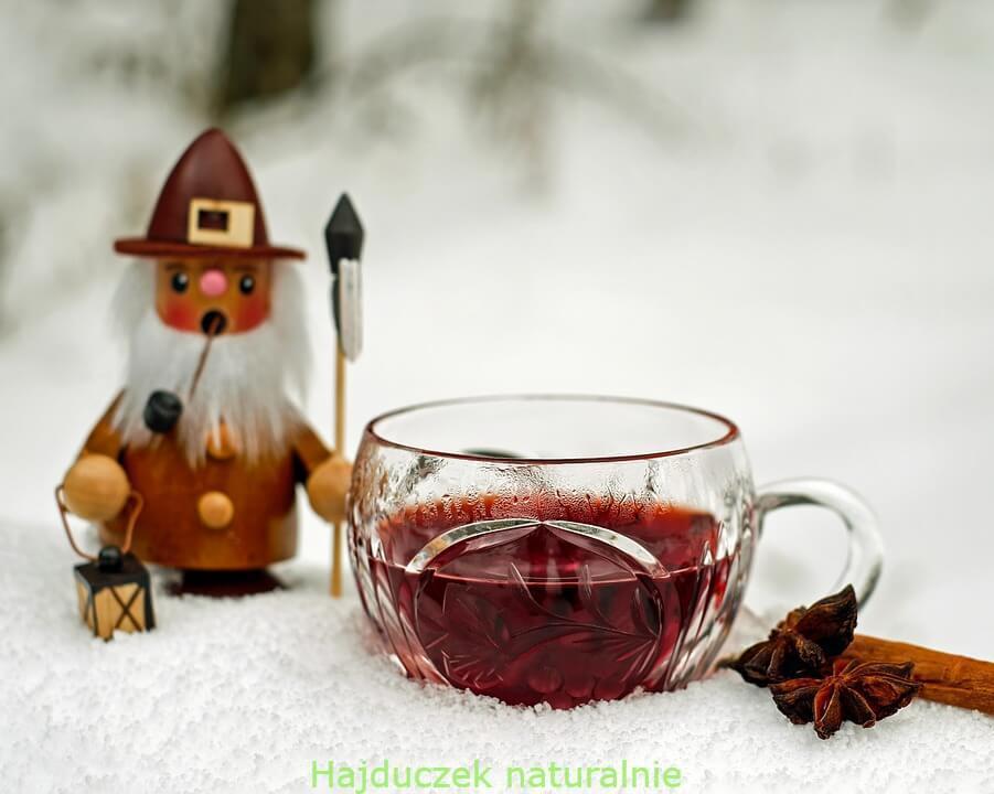zalety grzanego wina