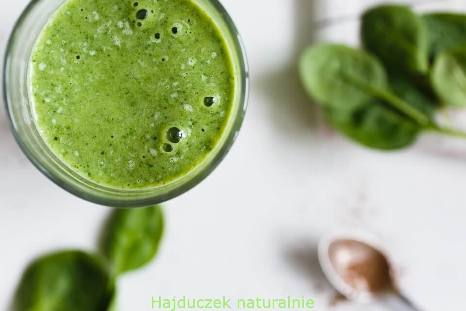 Zdrowe i oryginalne smoothie