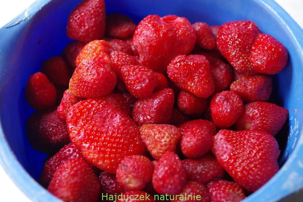 kwas truskawkowy