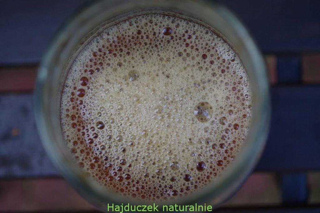ocet z soku śliwek