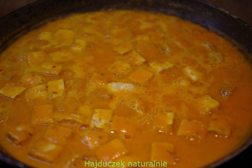 tempeh curry