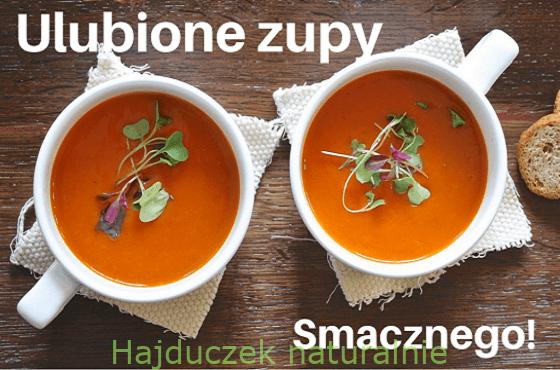 Ulubione zupy – spis treści